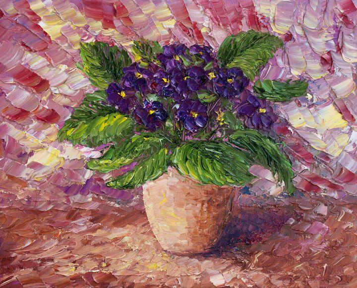 Violet - Haykuhi