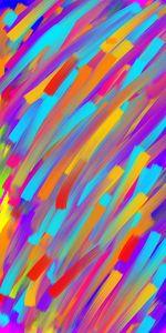 Joyfulness of colours