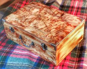 desert box