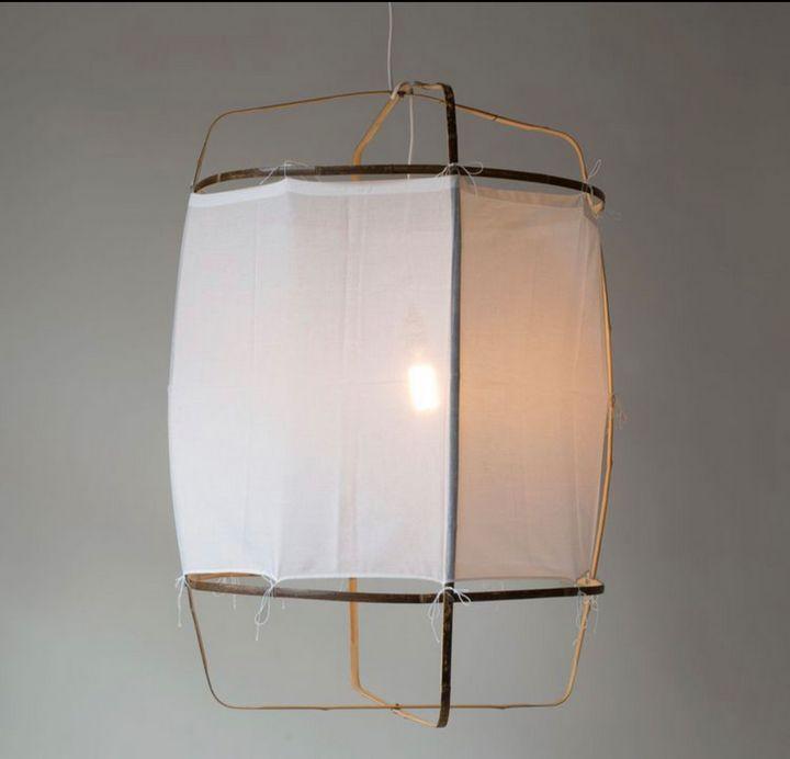 Minimalist Scandi Style Pendant Lamp - The Boheme Bungalow