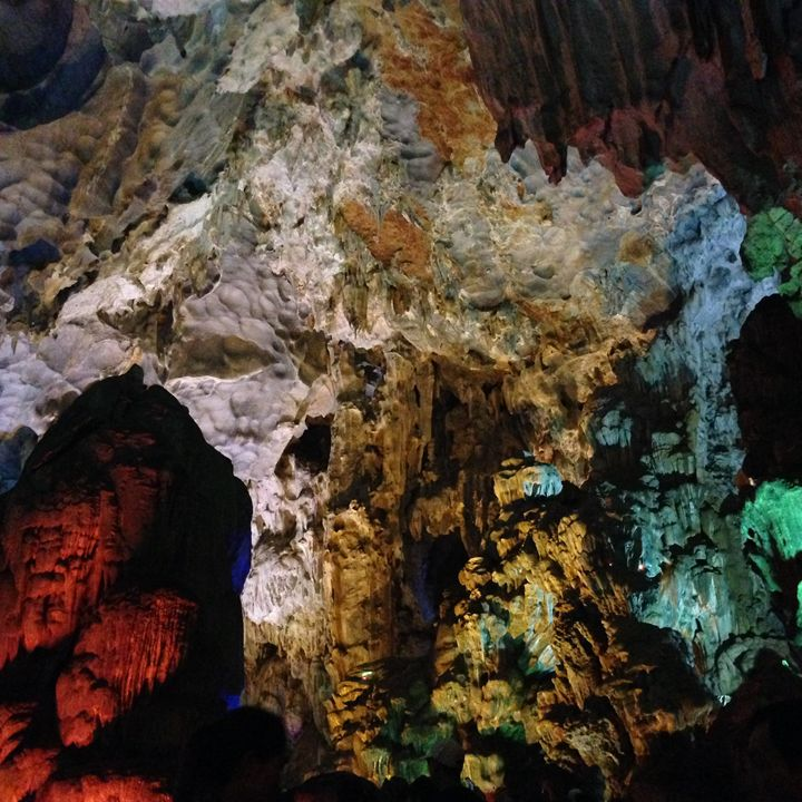 Paradise cave - Thanh Truc