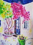 Acrylic on canvas 35x25 cm