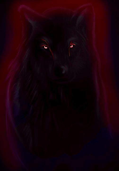 Void Wolf - McCallum Art