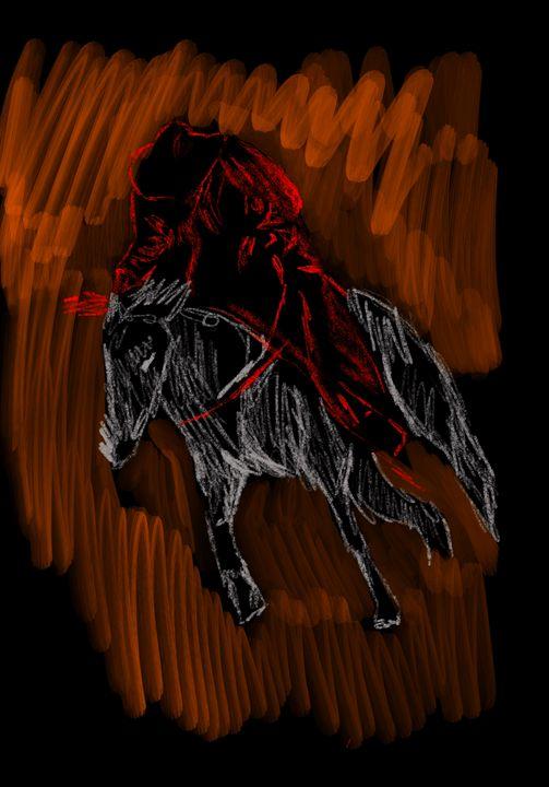 Rodeo - McCallum Art