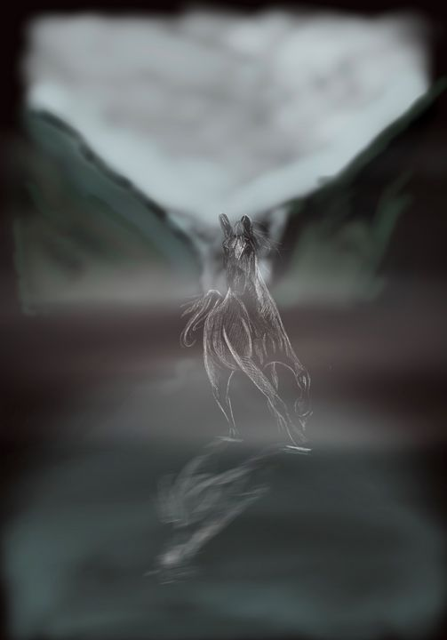Spirit of the Glen - McCallum Art
