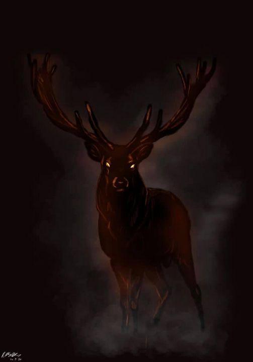 Shadow Watcher - McCallum Art