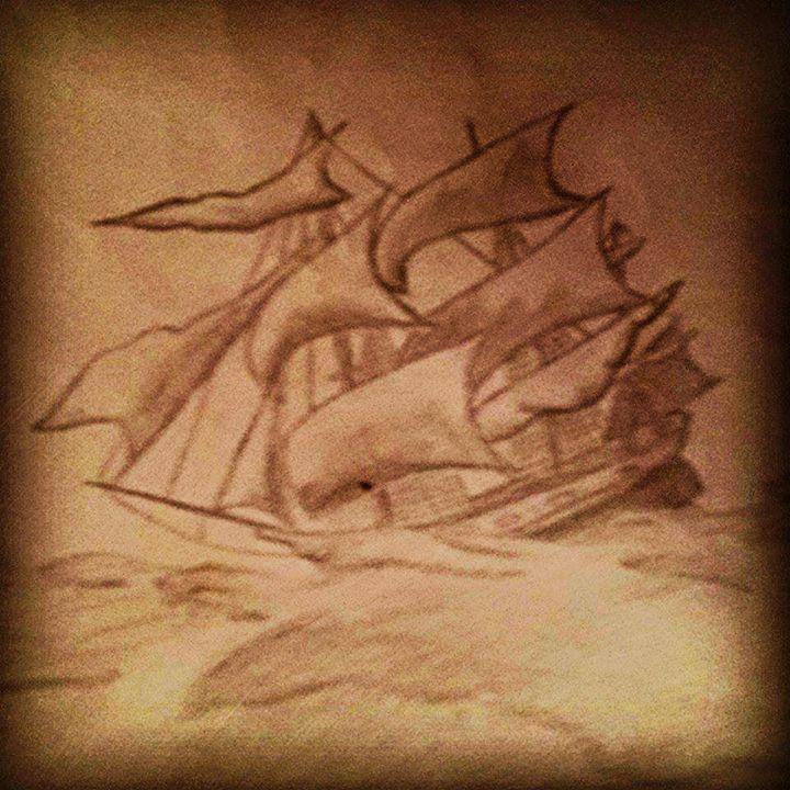 Ship - Guchereau
