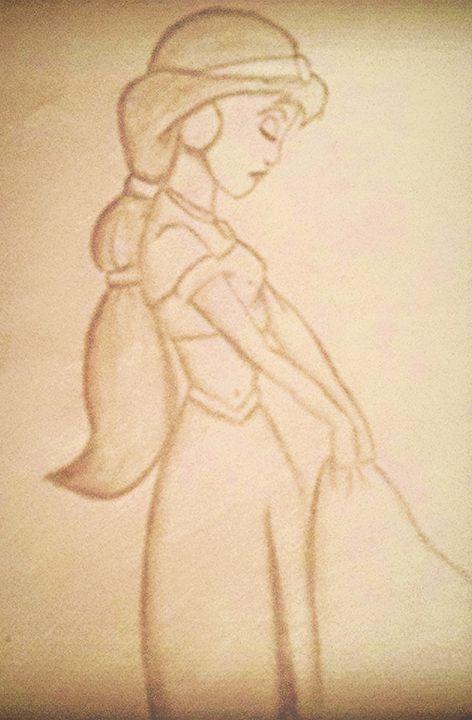 Jasmine - Guchereau