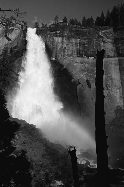 Waterfall - Adventures in Light