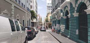 Street life in PR