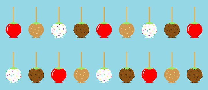 An Apple a Day.. - Christina Nelmes