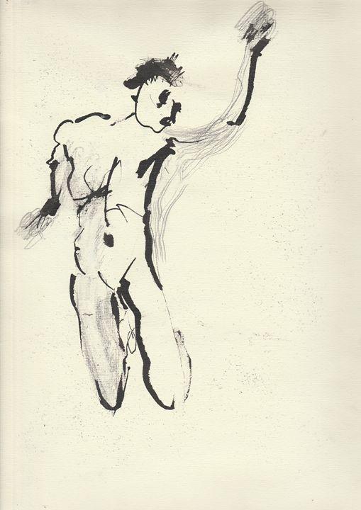 13.03.2015 Figure Drawing - Tauno Ostra