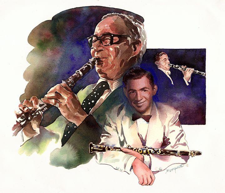 Benny Goodman - JJ and Son Gallery