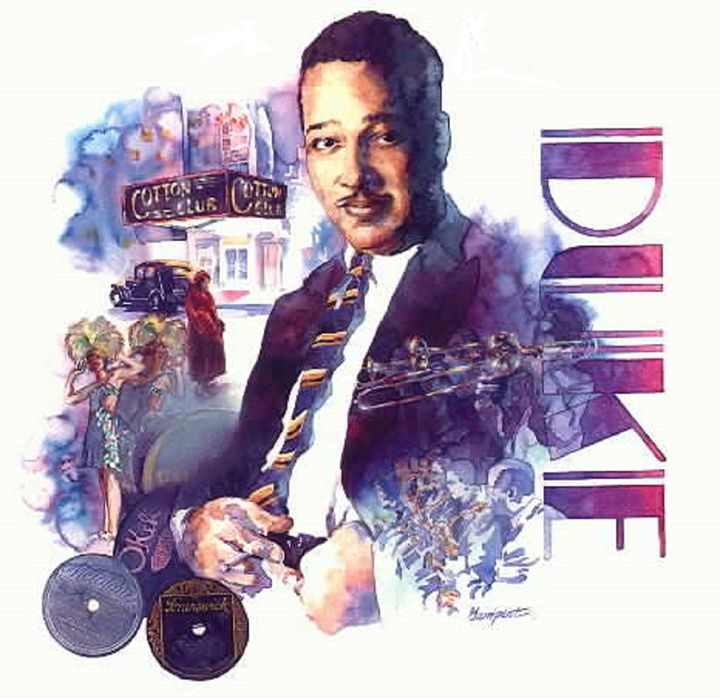 Duke Ellington - JJ and Son Gallery