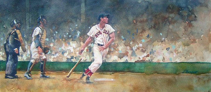 Ted Williams - JJ and Son Gallery