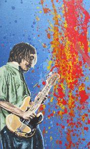 Guitar Explosion - Nicholas Ganz