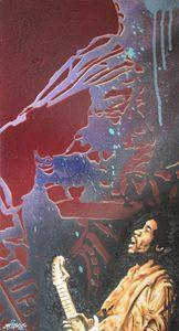 Jimi Hendrix Universe