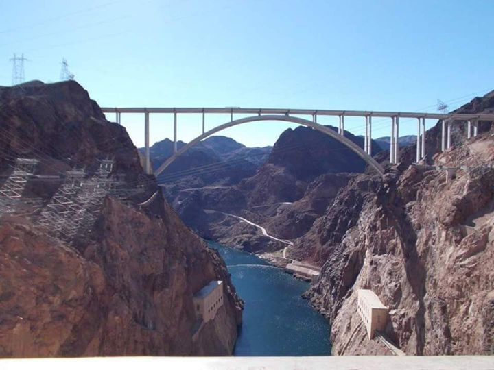 Hoover Dam - Inspired to be