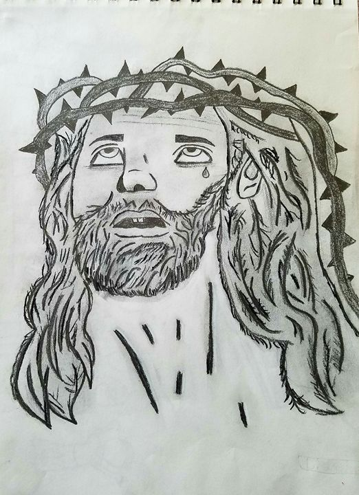 Jesus with Crown - Inspired to be