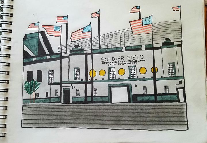 Soldier Field - Inspired to be