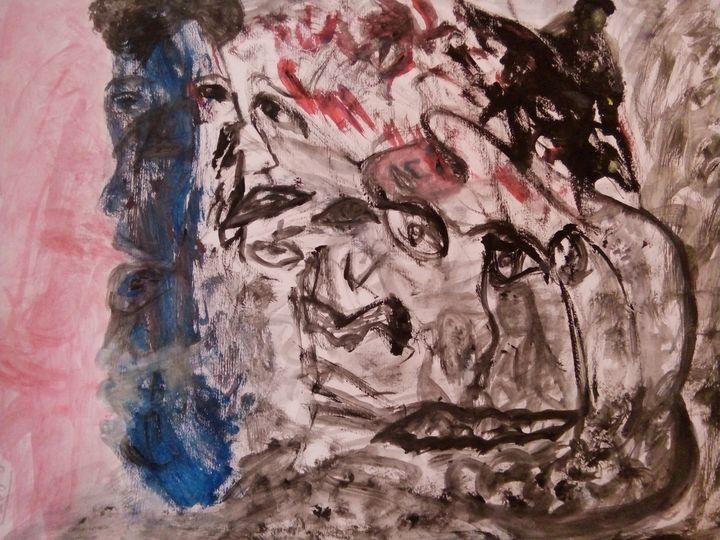 Inherited primitive subconscious - Rai Hof