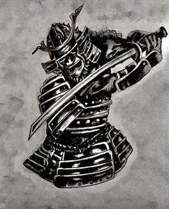 Series: Warrior - Samurai