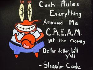 Mr. Crabs/ Wu-Tang