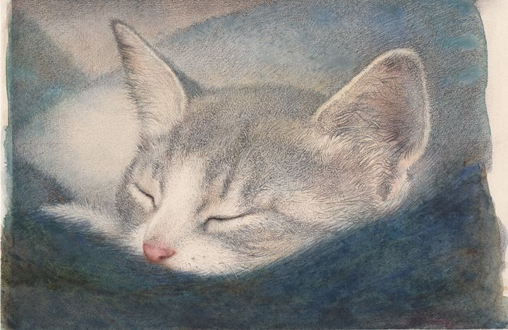 Pleasure - Irshi watercolors
