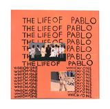 """Life of Pablo 12""""x12"""" Painting"""