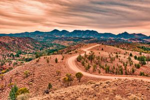 Road to Nowhere, Flinders Ranges S.A