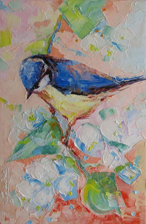 """"""" Bird """" - Galya Gairai"""