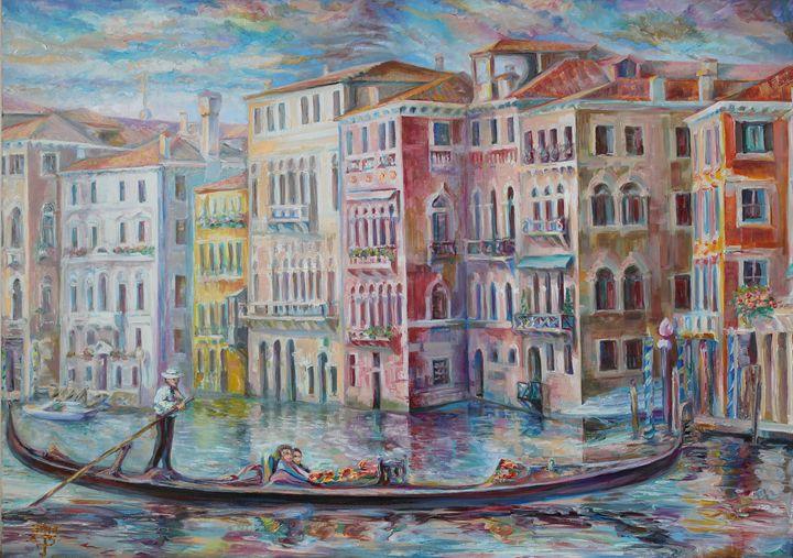 """Venice"" - Halyna Luzhevska (Gairai)"