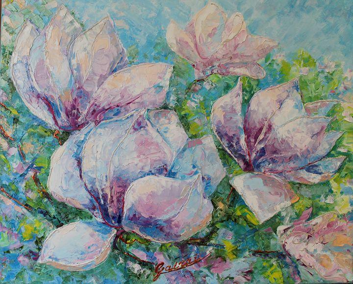 """""""Magnolia""""-1 - Galya Gairai"""