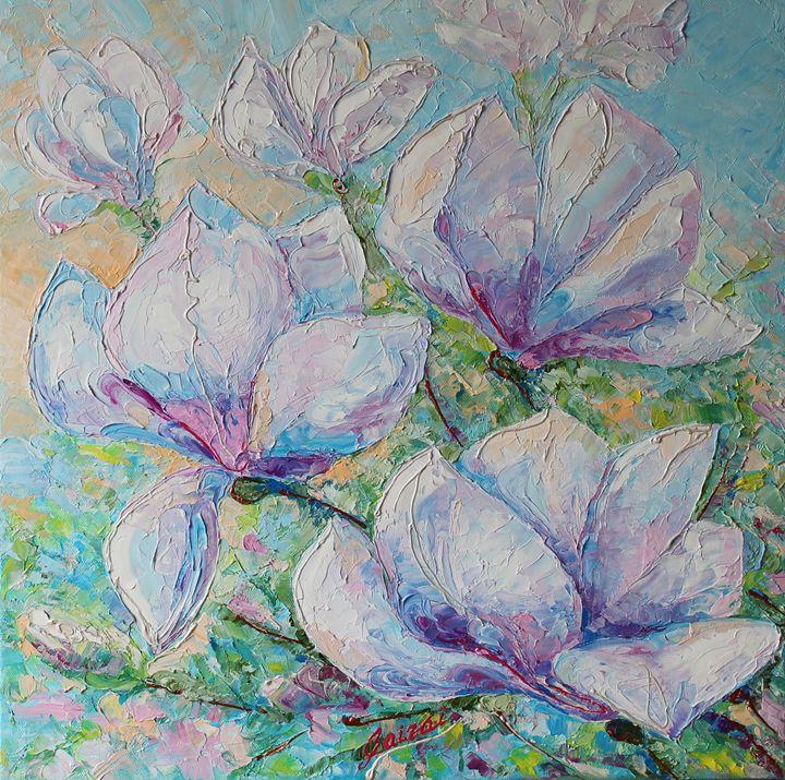"""""""Magnolia"""" 2 - Halyna Luzhevska (Gairai)"""