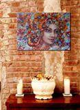 """Artwork """"Flower Carnival"""""""