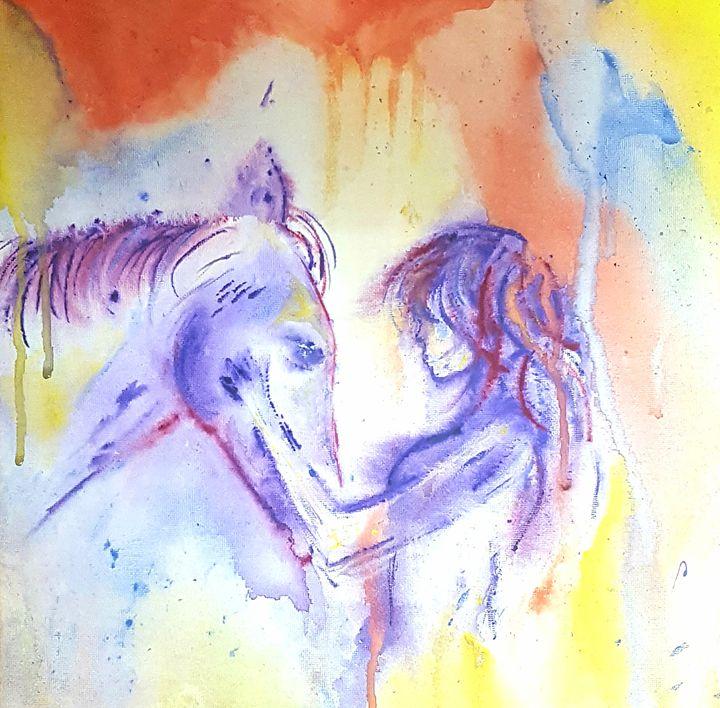Spirit animal - T. Smith, Artist