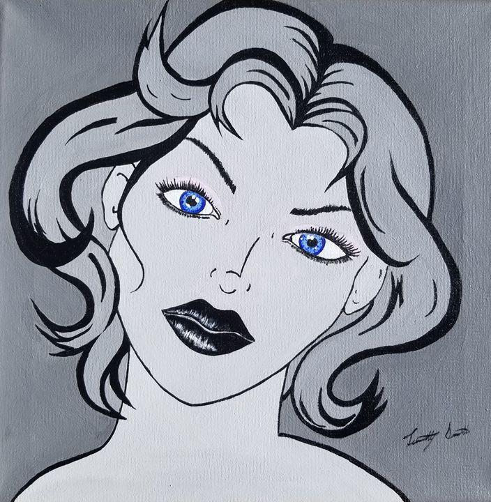 Gray lady - T. Smith, Artist