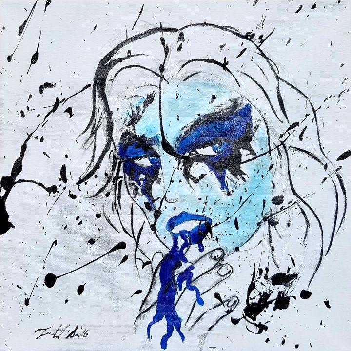 Ice vixen - T. Smith, Artist