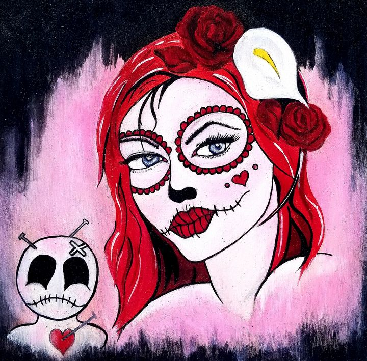 Voodoo - T. Smith, Artist
