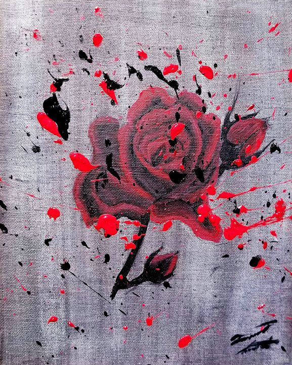 Rose - T. Smith, Artist