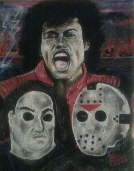 Thriller - Jeffrey Bradley