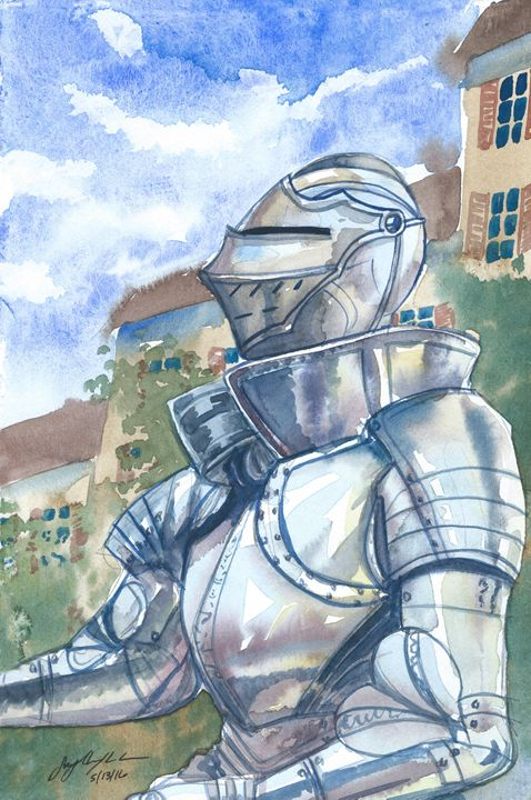 Shining Armor - Suzys Art