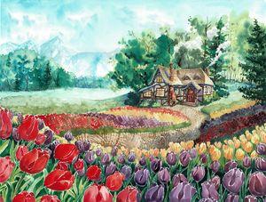 Tulip Cottage