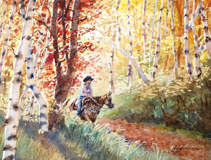 Favorite Trail - Suzys Art