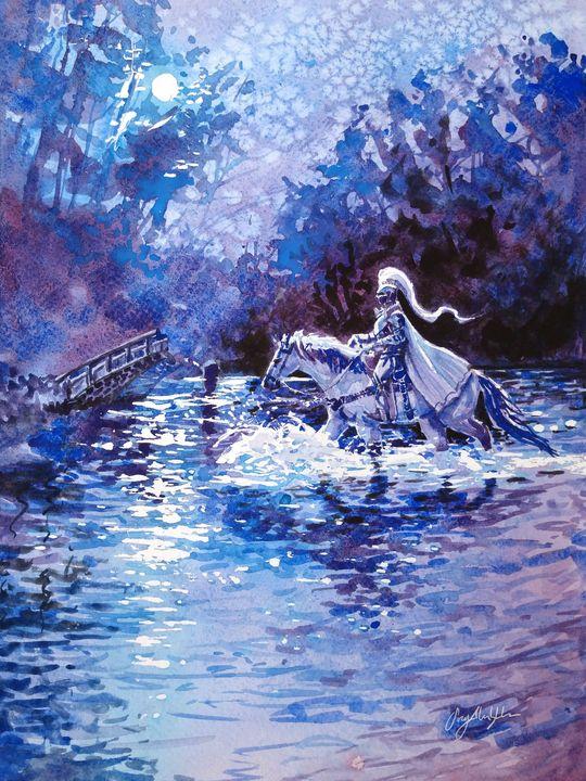 Crossing at Knight - Suzys Art