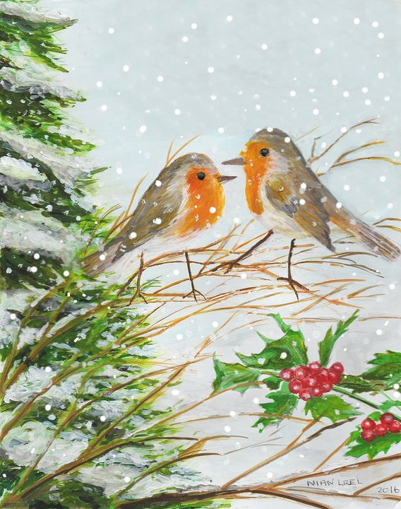 Warmth in the Winter (version 2) - Nian Lrel