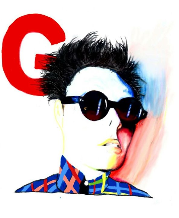Gerard Way - ArtChemicals