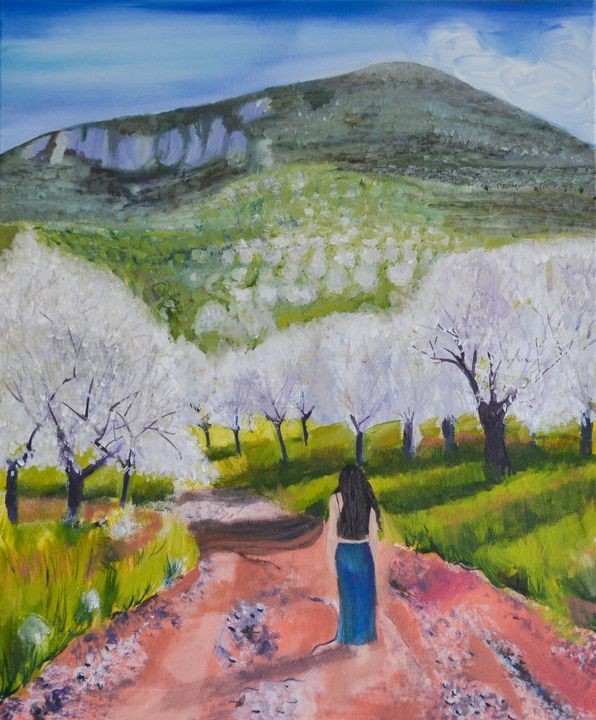 A Path on the Plum Lands - Pocaarts