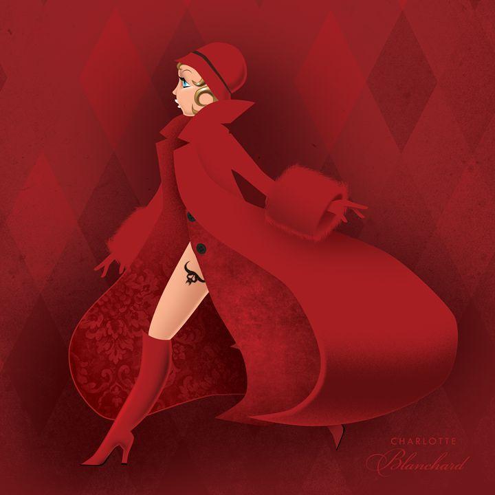 Red - Charlotte Blanchard