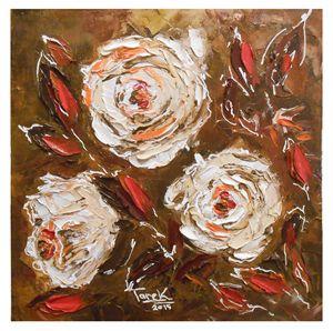 Roses flowers-SET-1